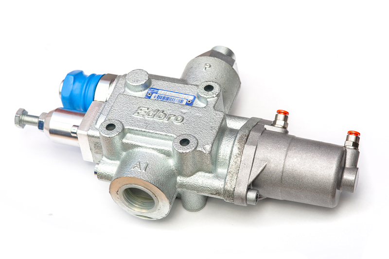Edbro replaces CT valve with UT range