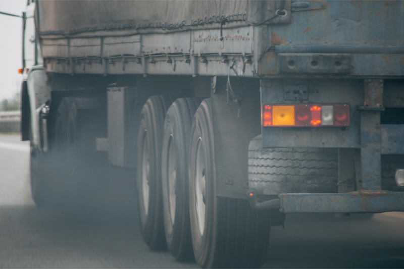 Vehicle emissions put in the spotlight