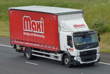 Goodyear announces partnership with Maxi Haulage