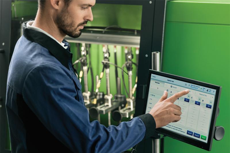 Bosch discusses commercial vehicle injectors