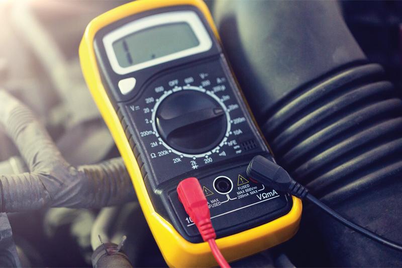 Delphi outlines voltage drop tests