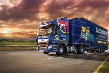 Morris Lubricants revolutionises delivery service