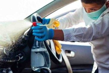 Fleets and garages unsure about sanitisation cost