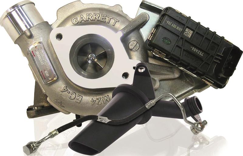 BTN Turbo runs through a turbo replacement
