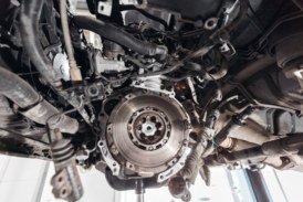 Commonly occurring clutch faults