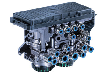 Knorr-Bremse showcases electronic brake systems