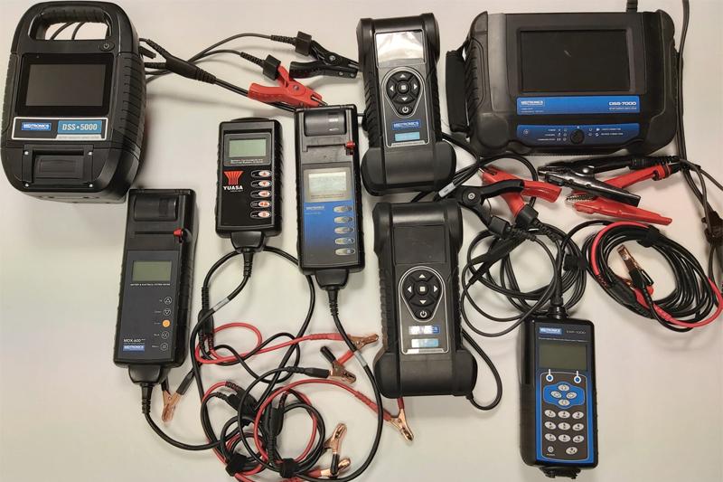 Rotronics discusses battery processes