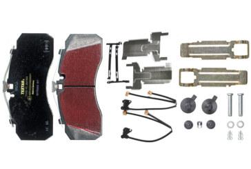 Textar launches brake pad kit