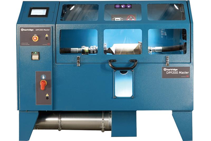 Delphi Technologies launches DPF machine