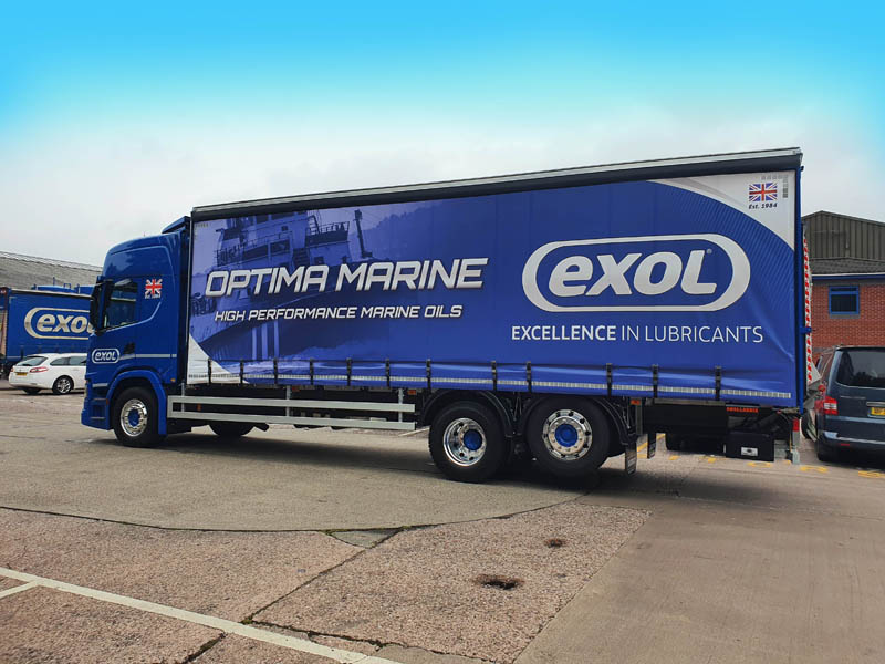Exol Lubricants expands fleet