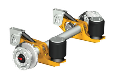 IMS Group introduces air suspension system