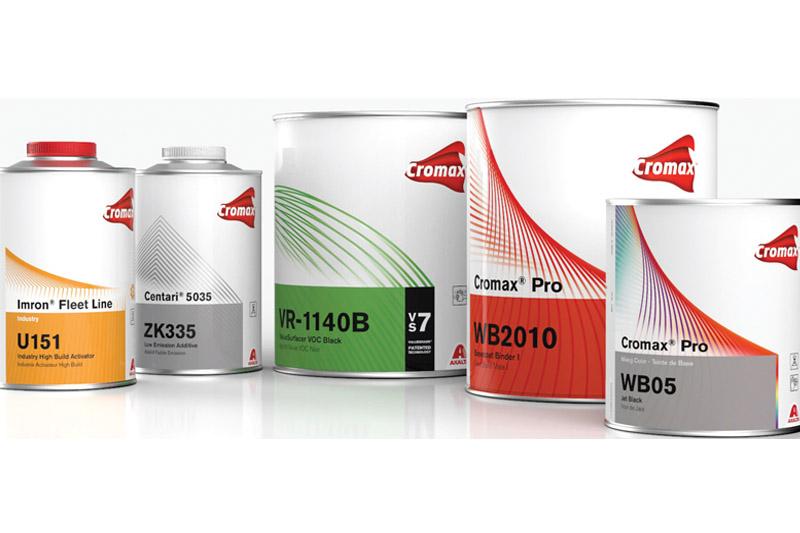 Cromax unveils label design changes