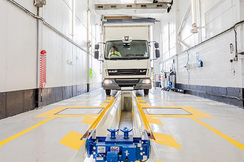 DVSA announces heavy vehicle test exemptions