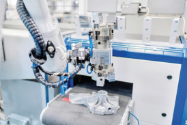 febi runs through manufacturing process