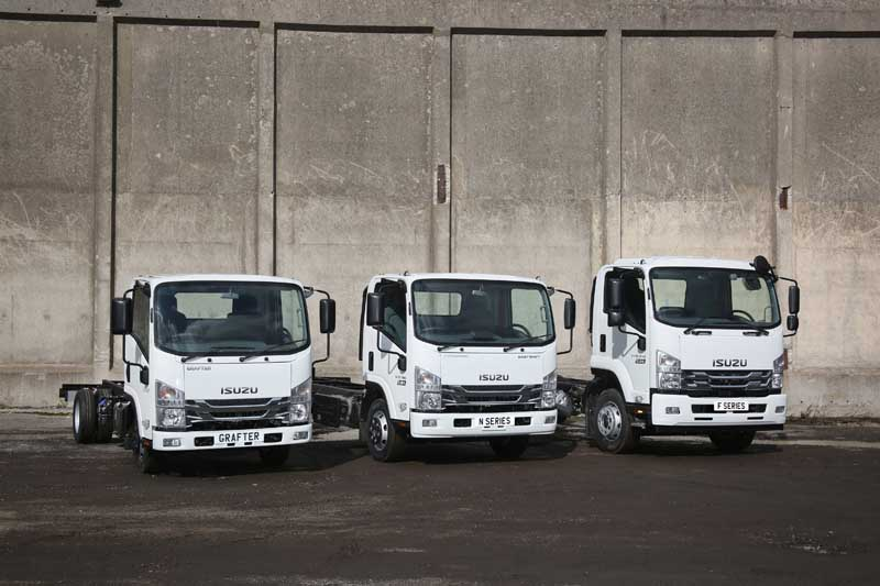 Isuzu extends dealer relationship with Norfolk Trucks