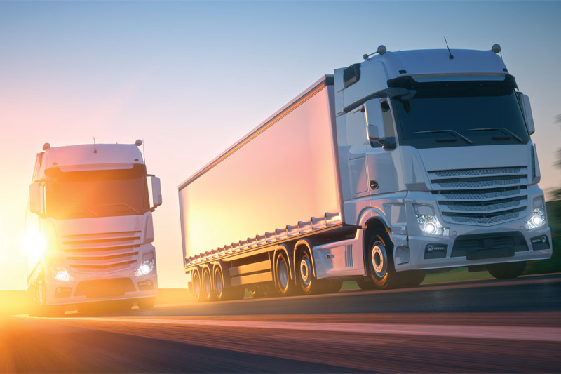 JOST tracks haulage changes