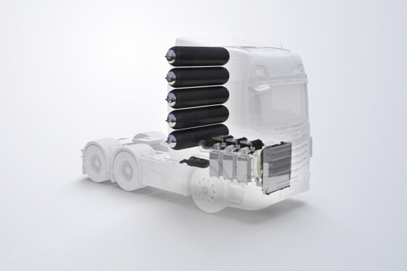 Mahle reveals partnership for CV fuel cell systems