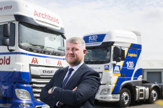Archbold Logistics returns to increased business