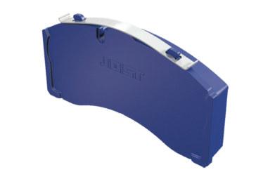 Jost bolsters offering with brake pad range