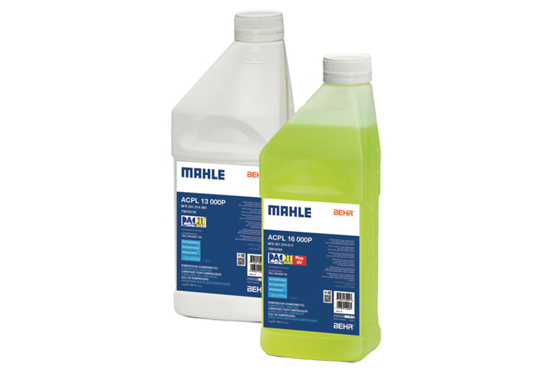 Mahle showcases PAO 68 multigrade oil