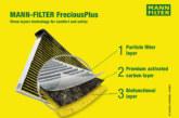 MANN-FILTER expands FreciousPlus range