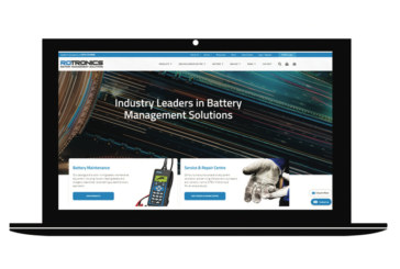 Rotronics explores battery management sector