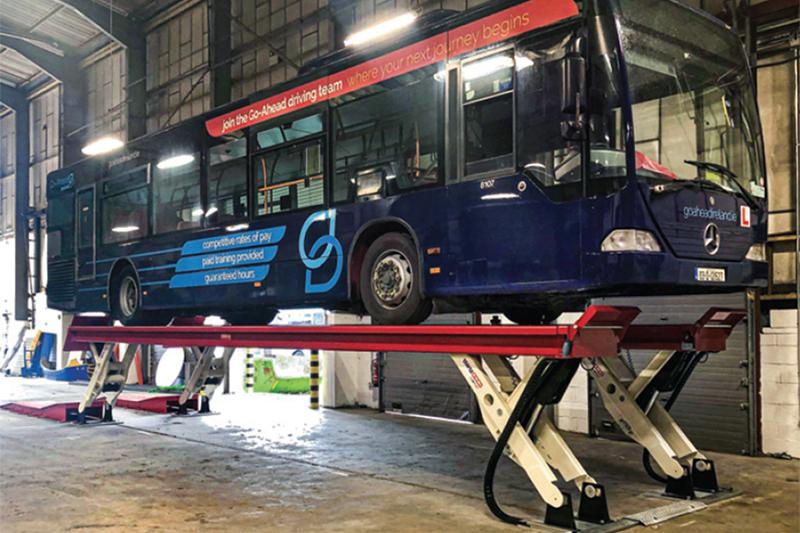 Stertil Koni explains lifting solutions