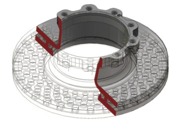 Juratek explains the benefits of vented discs