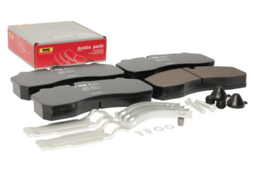 Lumag details the causes of brake pad wear
