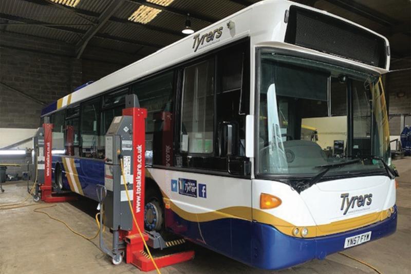 TotalKare mobile brake tester