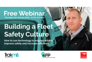 Trakm8 hosts fleet safety webinar
