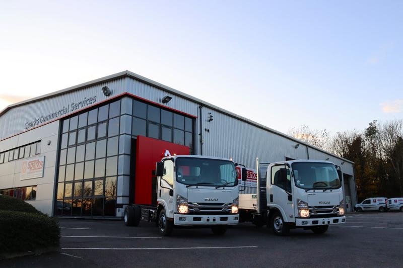 Isuzu appoints Swindon truck dealer