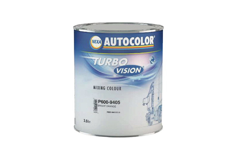 Nexa Autocolor exhibits Turbo Vision tint range