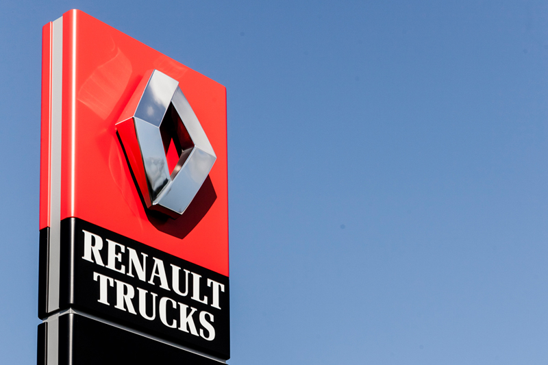 Renault Trucks announces Sustainability Initiative
