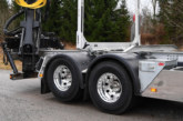 Scania launches tandem axle