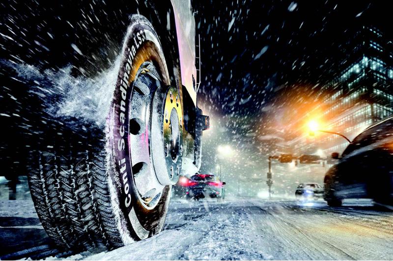 Continental details winter equipment regulations