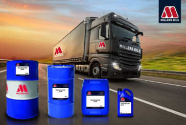 Millers Oils launches CV engine oils