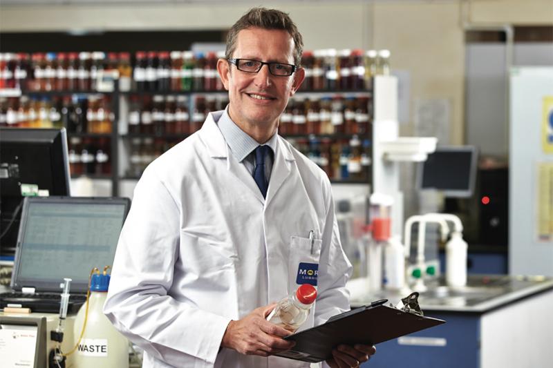 Morris Lubricants explains quality oil