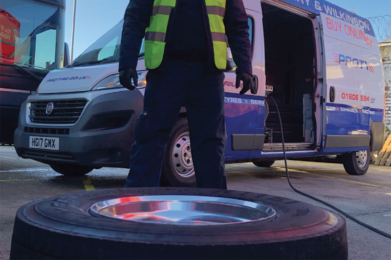 Protyre Winsford explains benefits of Falken tyres