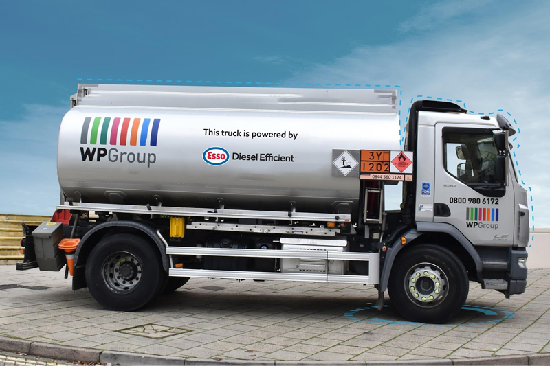 WP Group aims for greener future