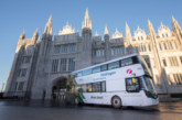 World's first hydrogen double deckers launch