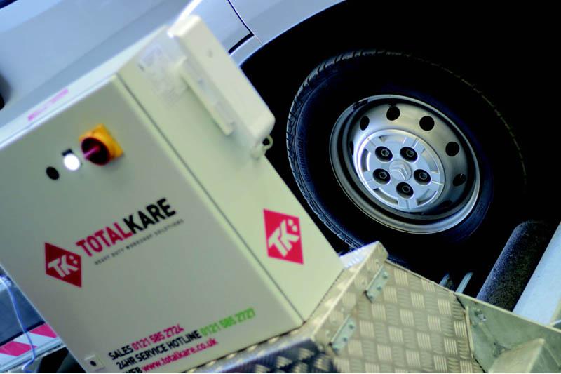Blakes Coaches discusses TotalKare's brake tester