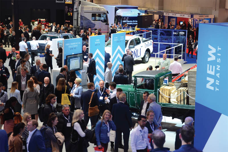 Commercial Vehicle Show 2021 opens registration