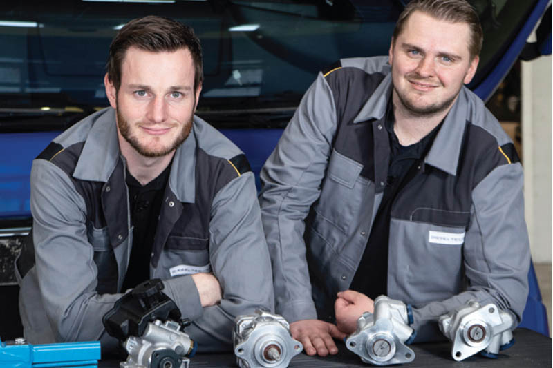 Diesel Technic routine maintenance