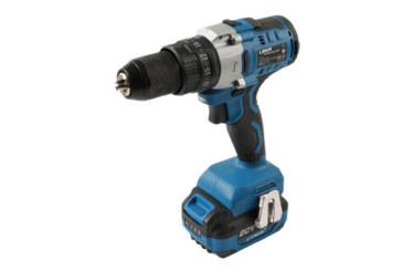 Laser Tools showcases cordless power tools