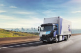 Renault Trucks invests in electric mobility