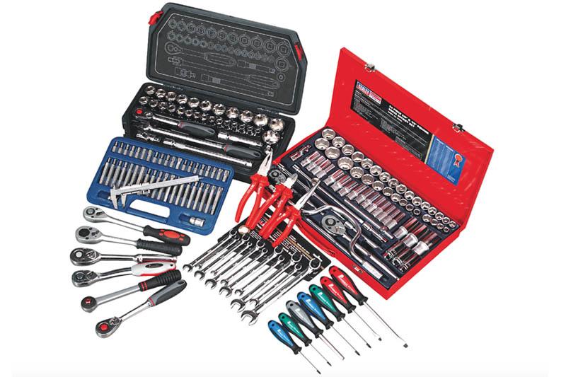 Sealey advises on purchasing tools
