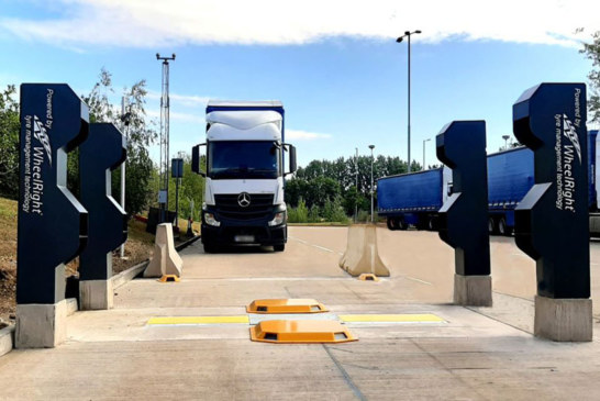 Tyre technology hailed for boosting road safety