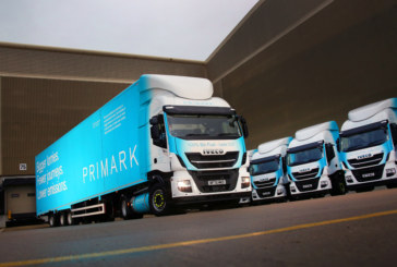 IVECO teams up with Primark