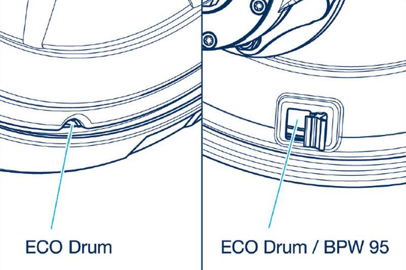 BPW drum
